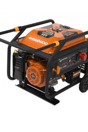 Бензиновый генератор Daewoo 6,5 кВт (220/380 В) в аренду