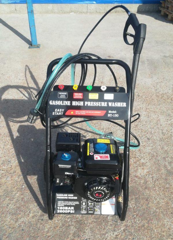 Бензиновая мойка высокого давления (150 бар) в аренду